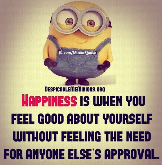 International Day Of Happiness Happyday Funny Minion Quotes Cute Minion Quotes Short Funny Quotes