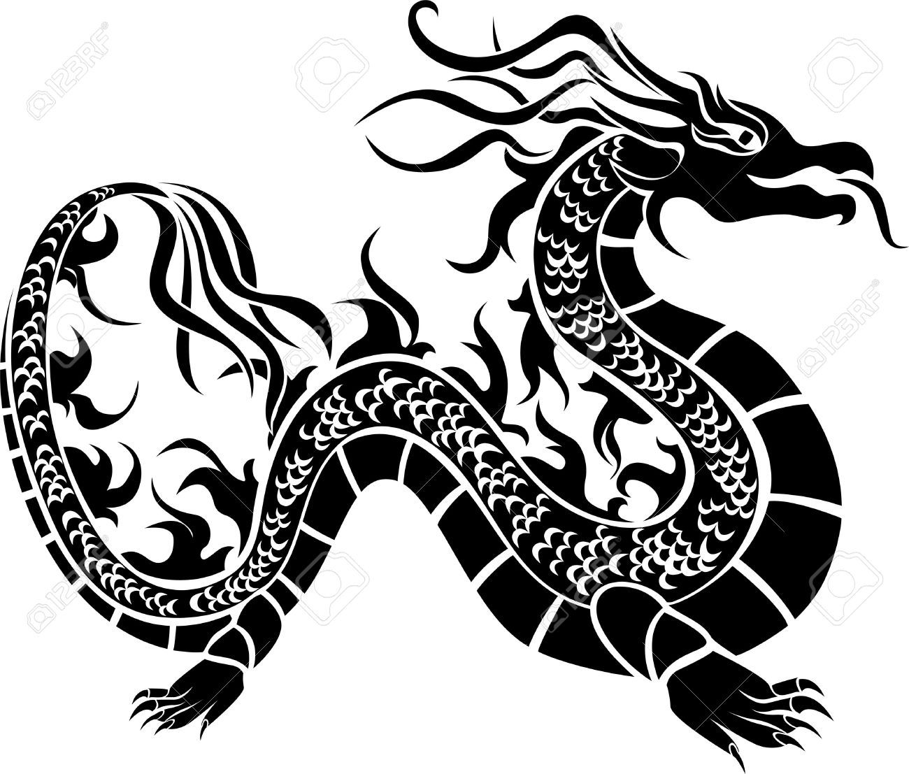 graphic about Dragon Stencil Printable identify dragon stencil printable - Google Glance Дракони Дракони