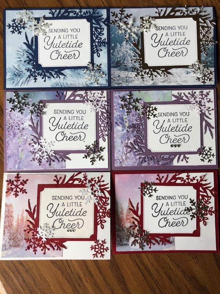 Pin by Olive Hagan on 2019 2020 cards Stampin up