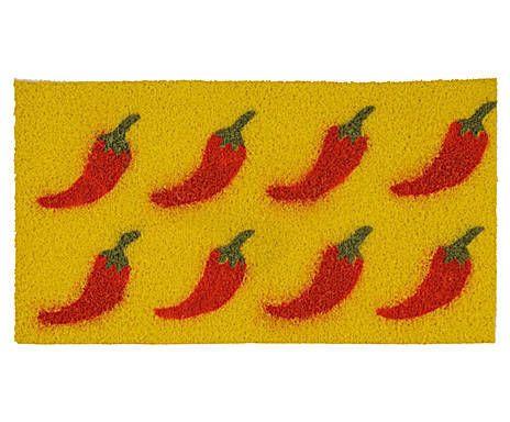 Capacho pimenta - soleil