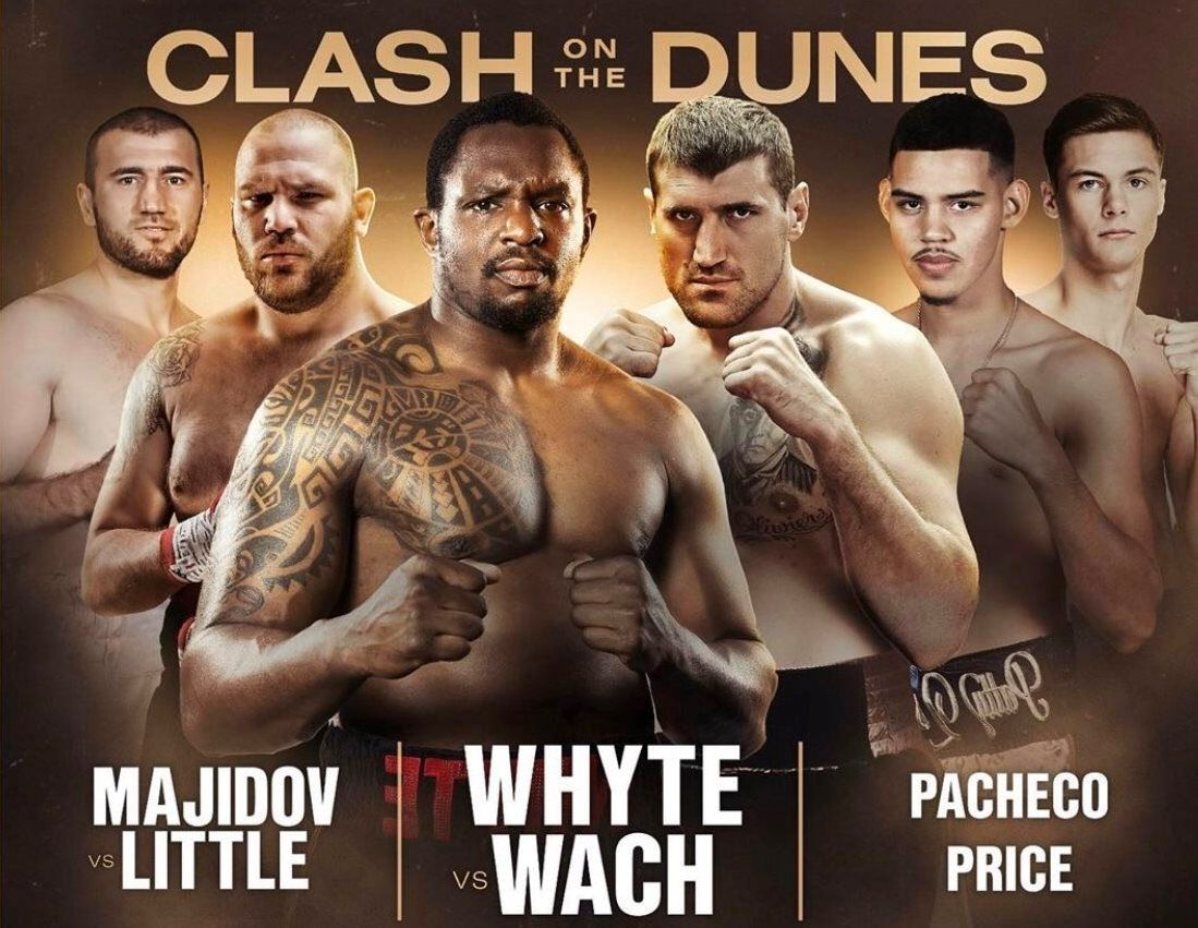 Anthony Joshua Vs Andy Ruiz Jr 2 Undercard Confirmed Dillian Whyte And Alexander Povetkin To Fight Ahead Of Block Anthony Joshua Anthony Joshua Vs Fight Night