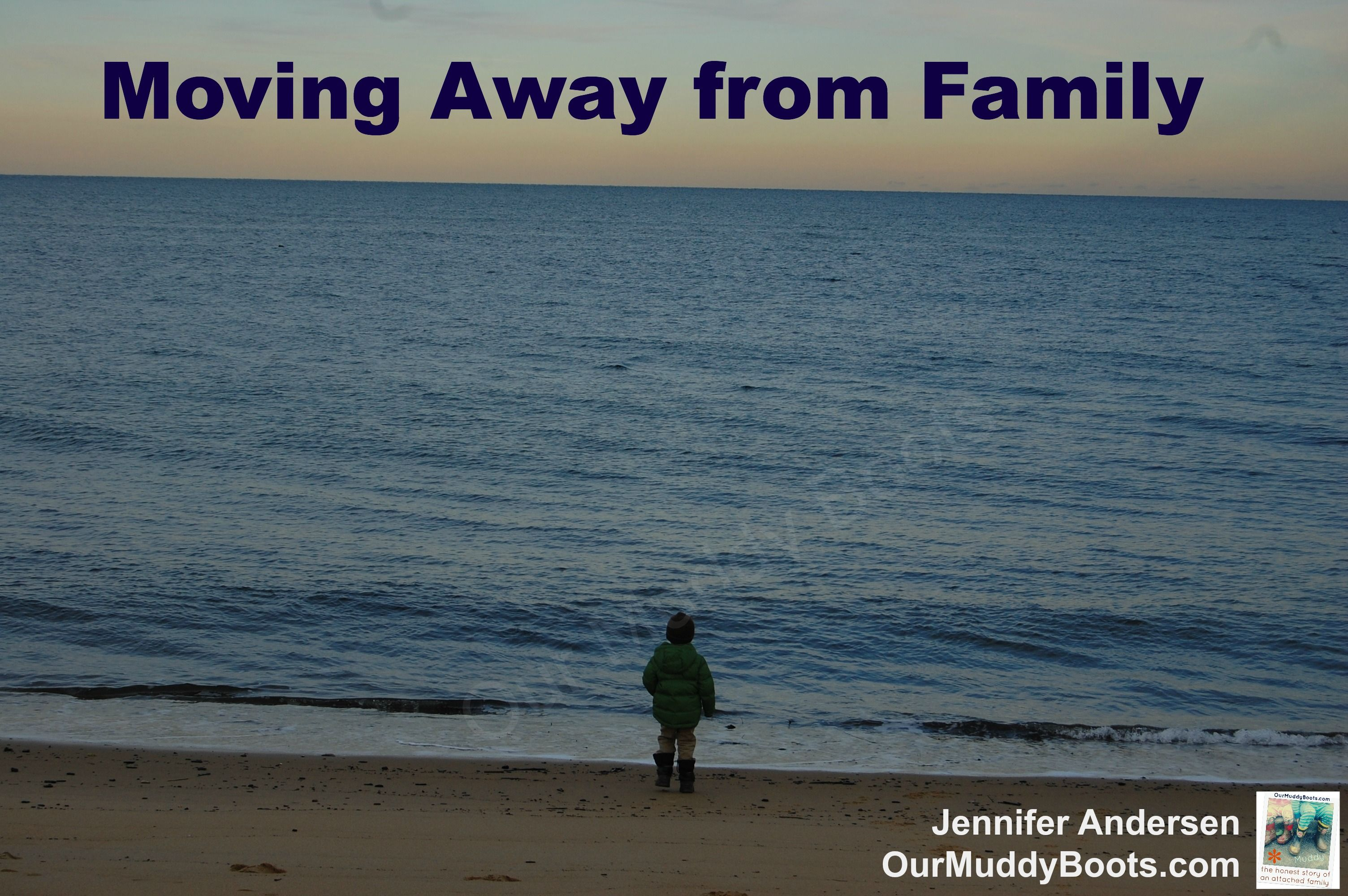 Moving Away From Family
