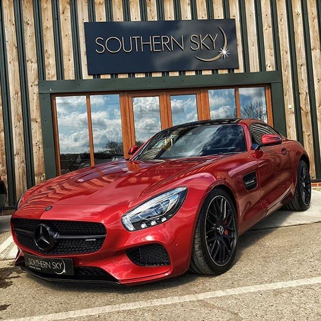 Supercars Of London Mercedes Amg Gts Image Gallery Hcpr