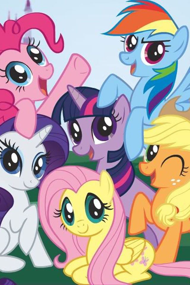 My Little Pony Friendship is Magic. Who else feels totally bad for pinkie and applejack? They don't have wings or a unicorn horn!