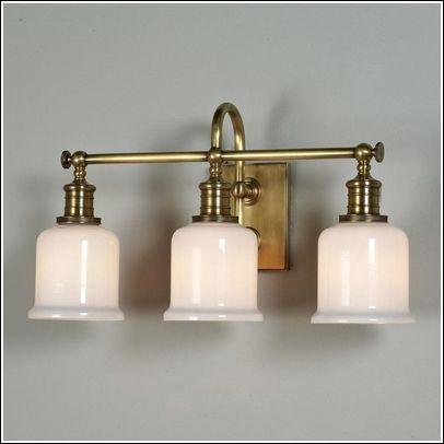 Brass bathroom light fixtures bathroom lightning pinterest brass bathroom light fixtures aloadofball Images