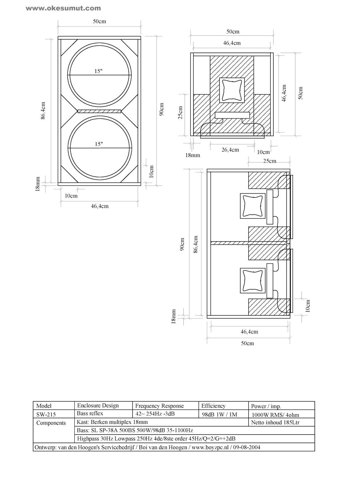hight resolution of box speaker 15x2 bass selamat datang sebelumnya di oeksumut disini diagram chart box speaker