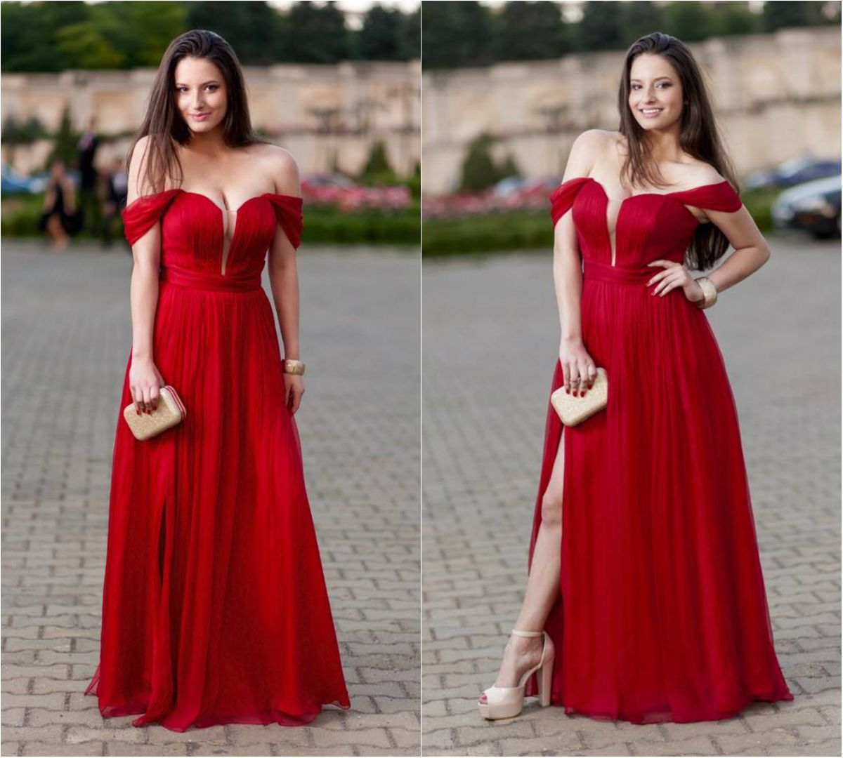 Ultra-glamorous #CRISTALLINI evening gown, perfect for a red carpet appearance! Our gorgeous client, Denisa, looked absolutely breathtaking at prom in this stunning pure silk red dress . #cristallini #cristallinidresses #prom #promdress #promstyle #redgown #pageant #beauty #elegance #happyclients #eveningdresses #eveningstyle #redgown #pageantstyle #puresilk #luxurystyle #luxury #dresses #fashion #fashionista #style #fashionstyle #fashiondesigner #romaniandesigner