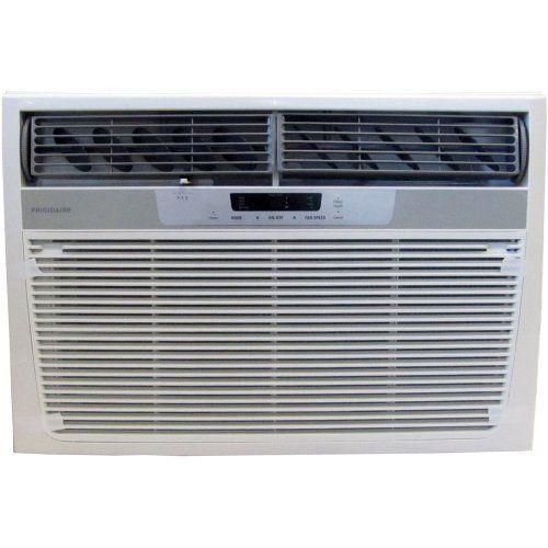 Frigidaire Fra25esu2 25 000 Btu Cool 16 000 Btu Heat Heavy Duty Window Air Conditioner With Heat By Frigidaire 776 98 Frigidaire S Window Air Conditioner Small Window Air Conditioner Compact Air Conditioner