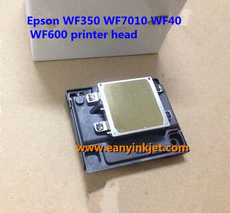 61.00$  Watch here - http://alivym.worldwells.pw/go.php?t=32507402945 - F190020 head 100% original & new F190020 printhead print head for Epson WF3520 WF7010 WF40 WF600 printer