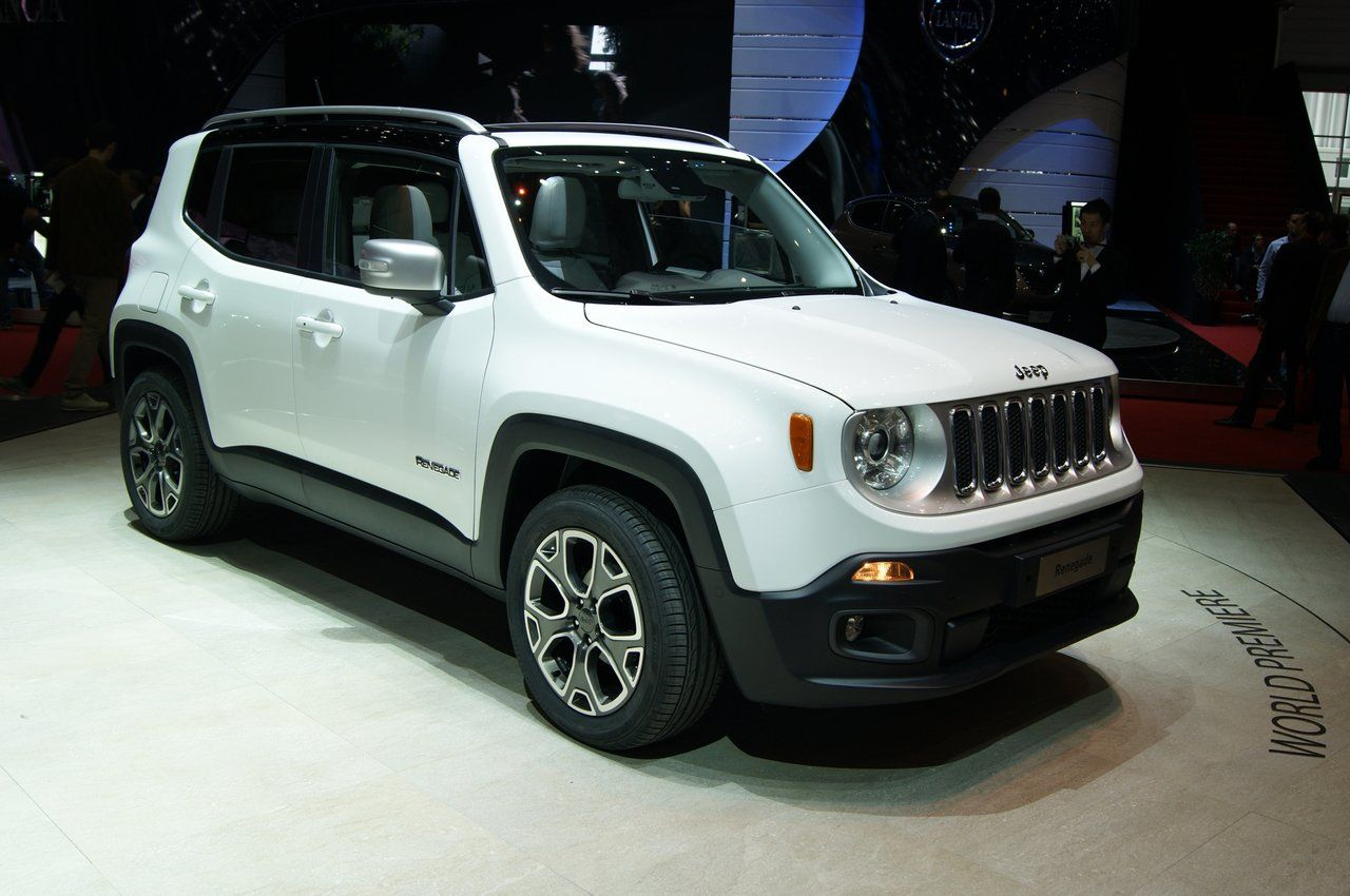 2017 Jeep Renegade Specs, Review, Release Date http