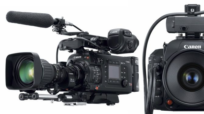 Canons new flagship C700 Cinema camera will set you back up to $38000