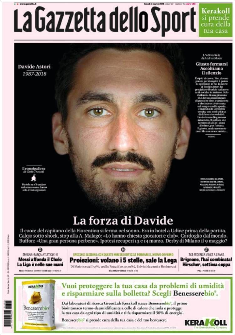 Gazzetta dello sport (con immagini) Sport, Malaga