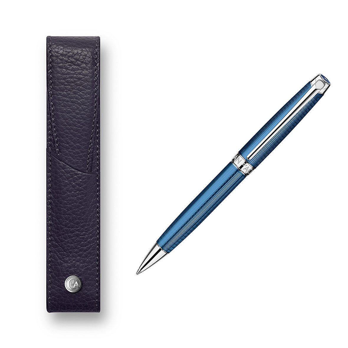 Kugelschreiber Leman Grand Bleu Kugelschreiber Und Edle