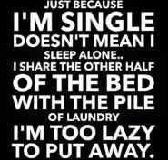 Life happy quotes single 28 Brilliant