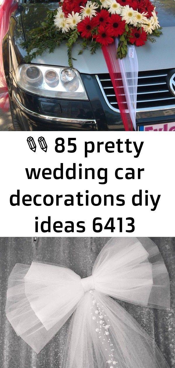 ↗️ 85 pretty wedding car decorations diy ideas 6413 #weddingcarsdecor #wedding 1 #decorationeglise ↗️ 85 Pretty Wedding Car Decorations Diy Ideas 6413 #weddingcarsdecor #wedding Pew en tulle plus de 20 couleurs décor église Pew Pew en | Etsy love this idea for the 'getaway' car! | Photo by Beaux Arts Photogaphie #decorationeglise