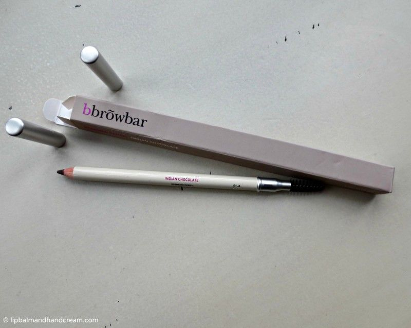 Blink brow pencil indian chocolate thinning brows