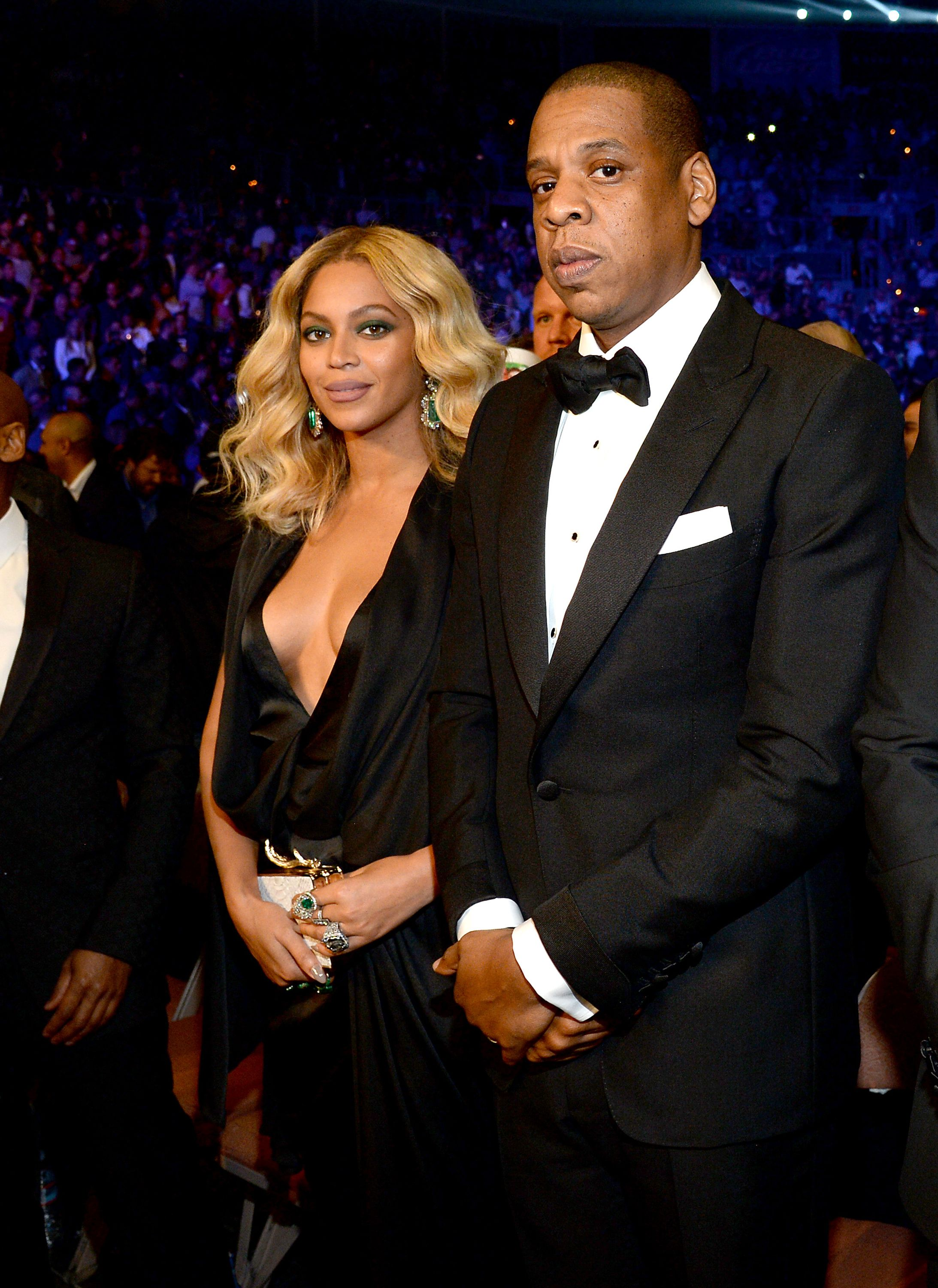 4b1dd7ca69 Beyoncé and Jay Z Take Date Night Style to the Next Level