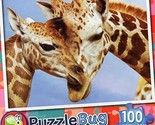 Puzzlebug Mama and Baby Giraffe 100 Piece Jigsaw Puzzle