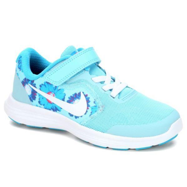Girl S Preschool Revolution 3 Print By Nike Rackroomshoes Com Nike Nike Free Sneakers Nike