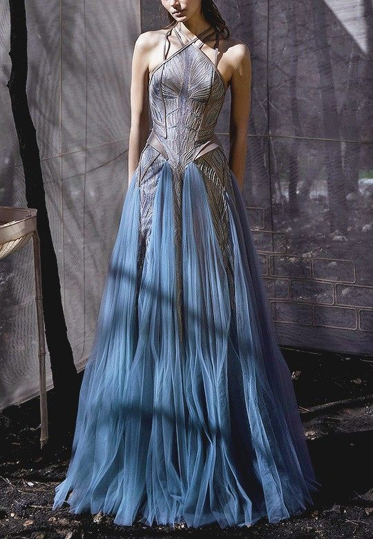 Hassidriss Oblivion Spring 2020 Haute Couture Collection In 2020 Couture Evening Dress Exquisite Gowns Beautiful Dresses