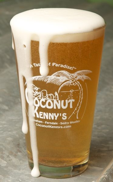 Personalized pint glasses - a total must for all businesses!