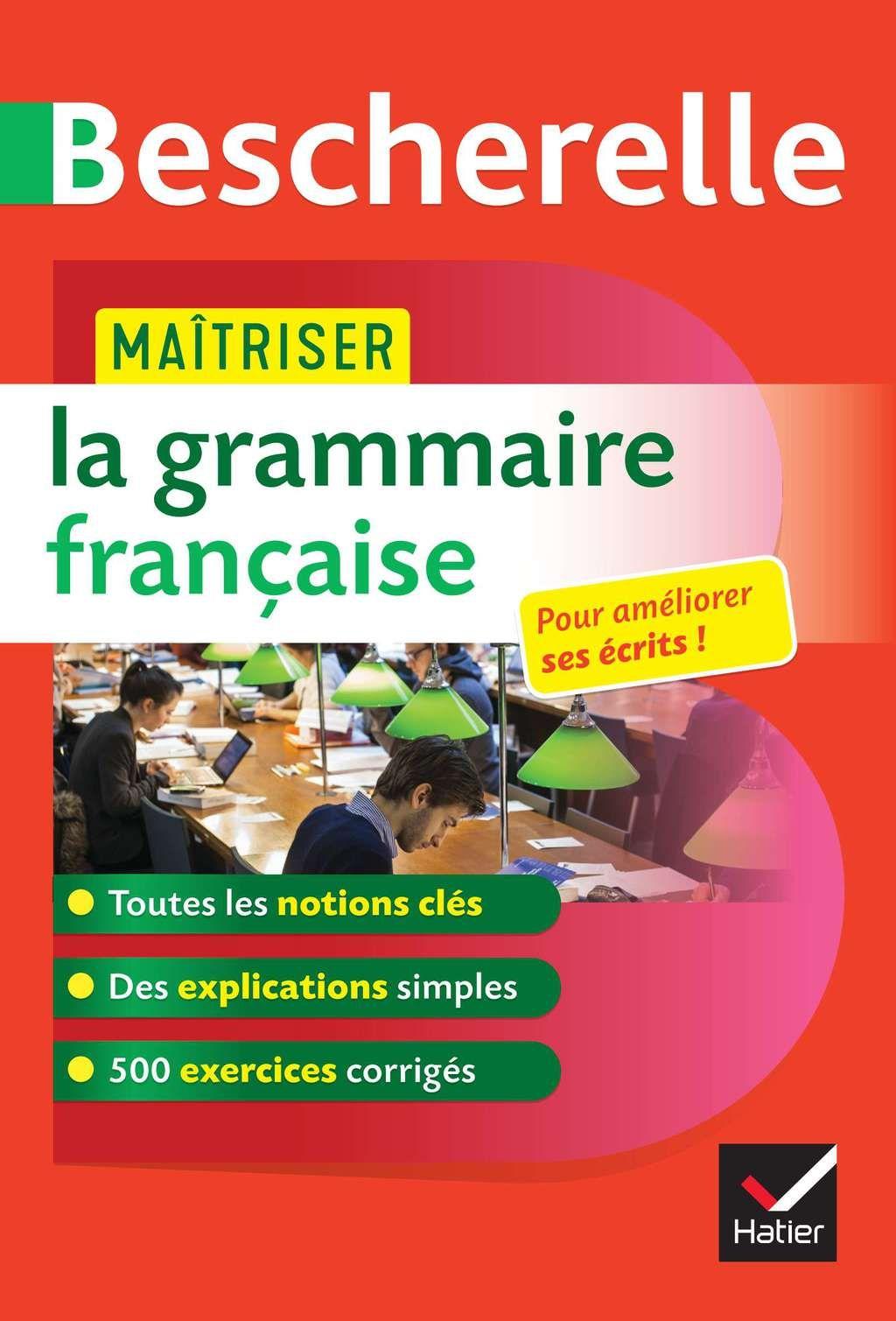 Maitriser La Grammaire Francaise Ebook Top Books Books Ebook