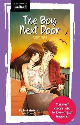 THE BOY NEXT DOOR WATTPAD PDF DOWNLOAD