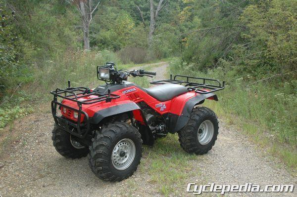 Honda TRX350/TRX350D | ATV's & Dirtbikes | Honda, Motorcycle