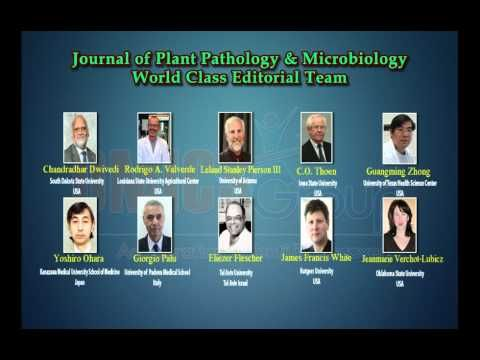 Journal of Plant Pathology & Microbiology is a refereed