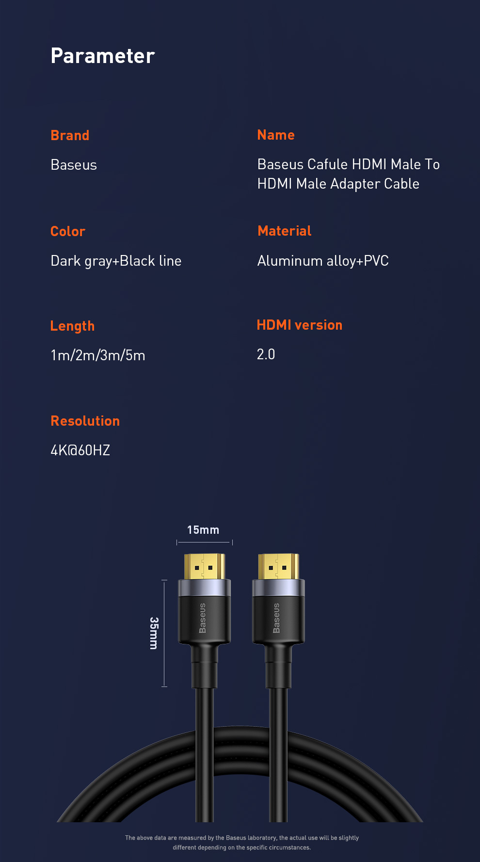 Baseus Hdmi Cable 4k Hdmi To Hdmi Cable Hdmi 2 0 Cable For Ps4 Tv Switch Box Splitter 4k 60hz Ultra Hd Hdmi Cable Video Cabo Hdmi Ca In 2020 Hdmi Hdmi Cables Splitters