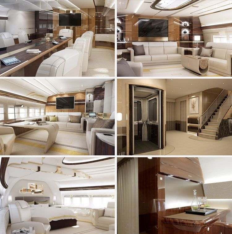 Boeing 747 Vip Travel In Style Aboard The Largest Luxury Private