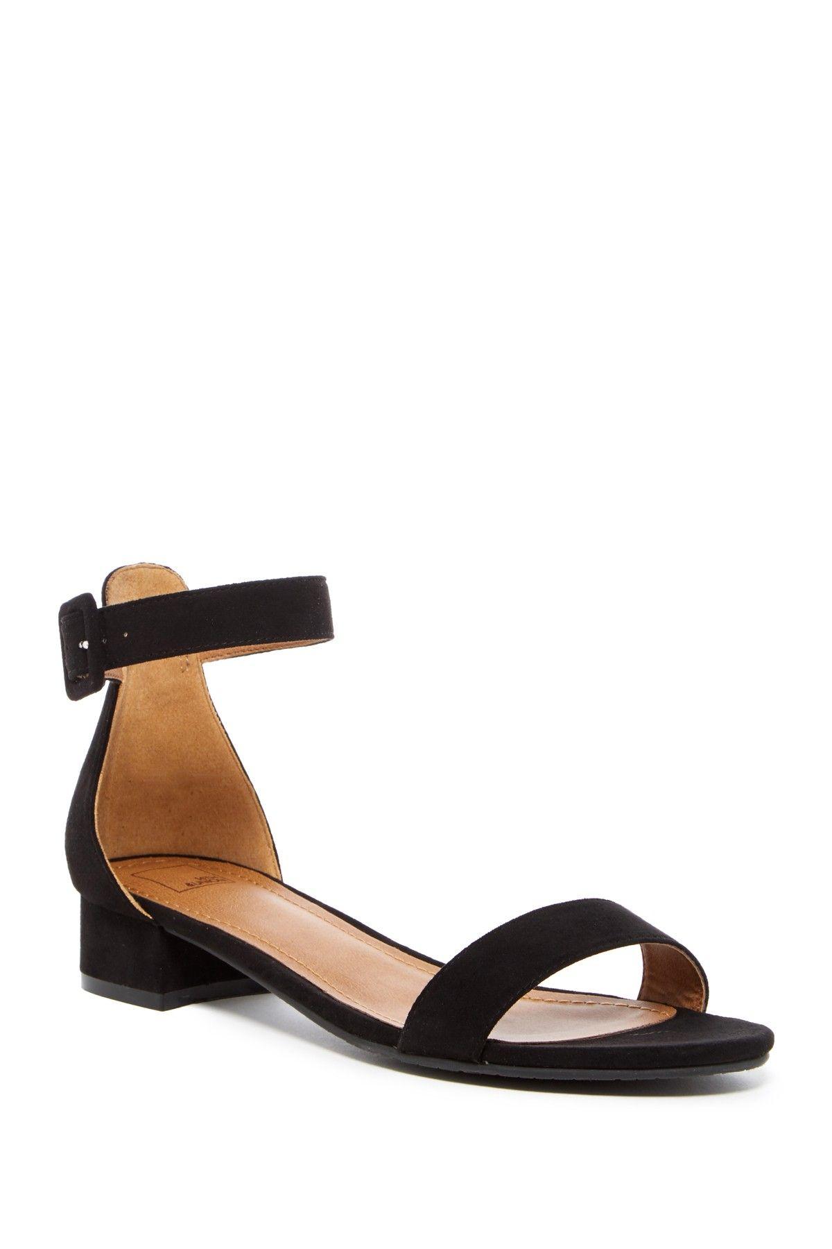 14th & Union Justine Ankle Strap Sandal 6T2vQF9L