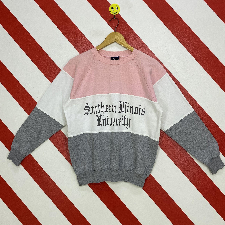 Vintage 90s Southern Illinois University Sweatshirt Southern Illinois Crewneck Illinois Sweater Southe University Sweatshirts Ohio State Sweatshirt Sweatshirts [ 3000 x 3000 Pixel ]