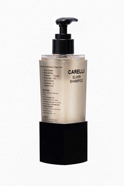 Carelli Healthy Hair  is  Natural hair care that look like luxury in a bottle  but it's is practical hair care. 1] Recovery oil  apply it first […]