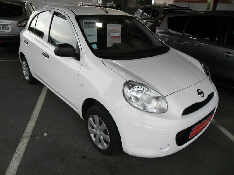 Nissan Micra 1.2 Visia Pack occasion // Voiture occasion Lyon