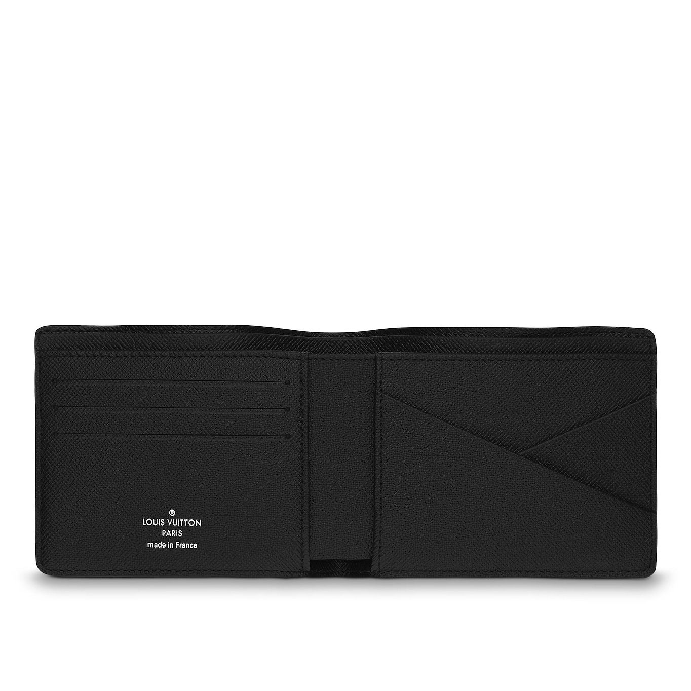 eaade9111274 View 3 - Damier Graphite Canvas PERSONALIZATION HOTSTAMPING Multiple Wallet