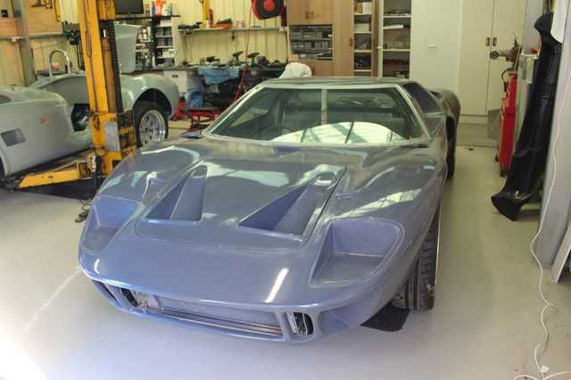 So I M Building A Replica Gt40 Kit Car Kit Cars Shelby Car Ford Gt