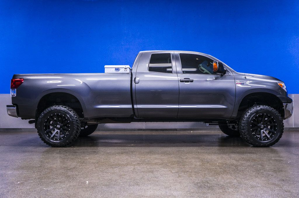 rare longbox lifted 2013 toyota tundra 4x4 truck for sale northwest motorsport dually trucks. Black Bedroom Furniture Sets. Home Design Ideas