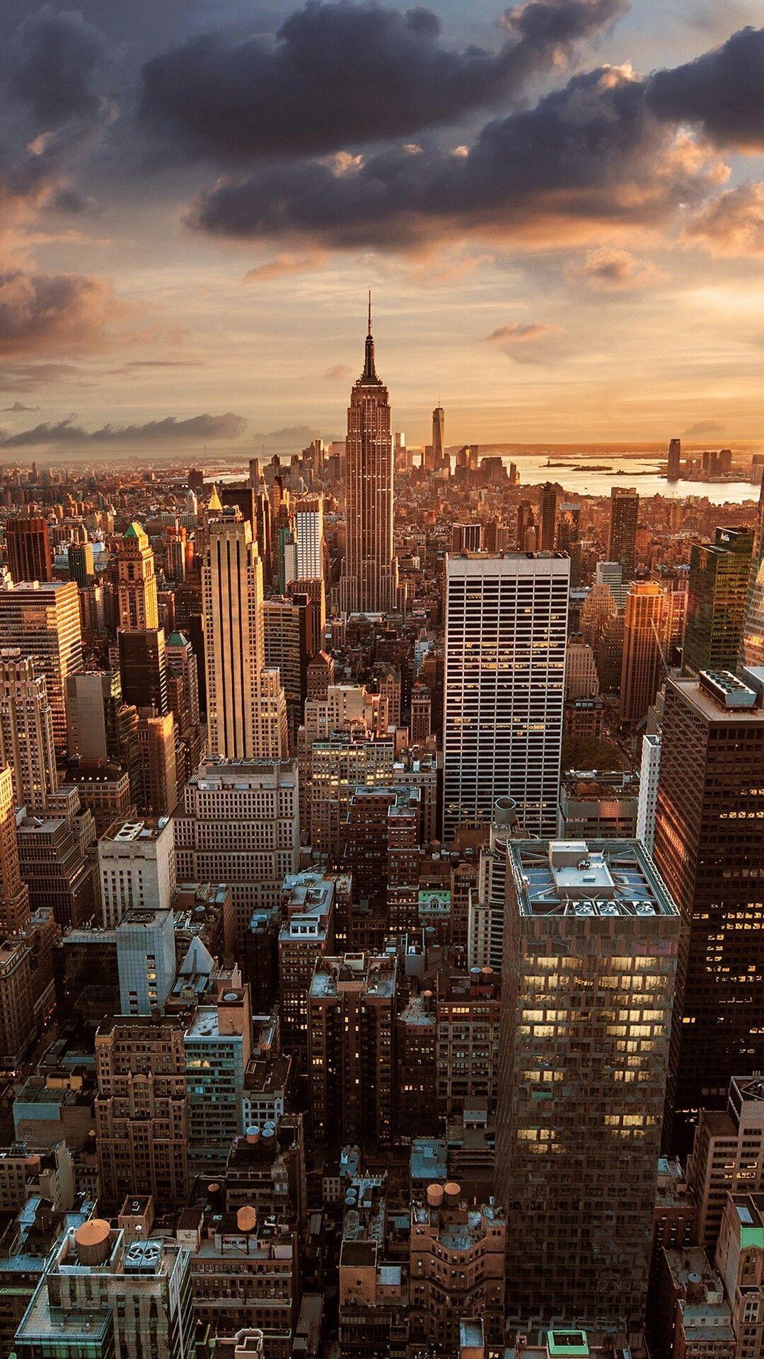 La Visita De La Ciudad De Nueva York