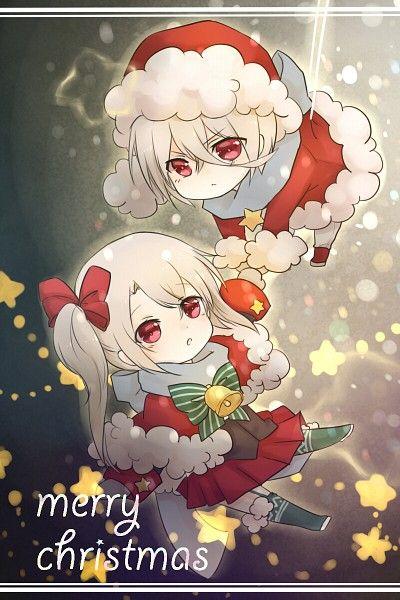 Christmas Anime Chibis Kawaii