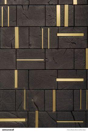 Profils Alu Anodiss  Dcoration Sjour    Texture Bois