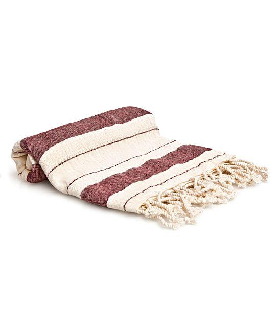 Burgundy Tellak Turkish Towel Turkish Cotton Beach Towel Turkish Bath Towels Beach Towel