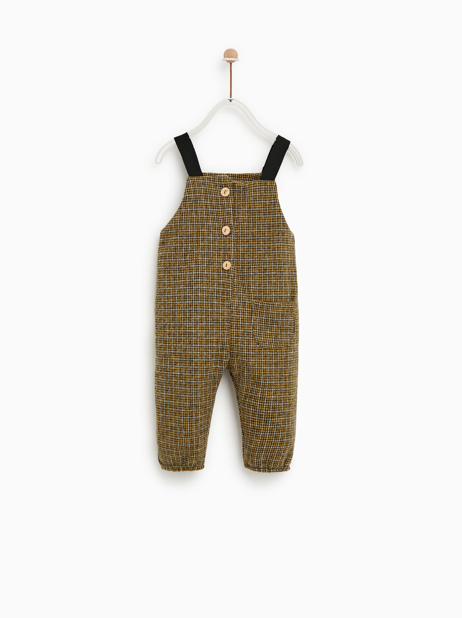 c1be1e7d1 Image 2 of TEXTURED WEAVE JUMPSUIT from Zara | Bebe Lou | Zara kids ...