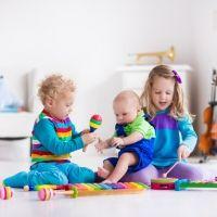La musique aiderait les bébés à apprendre à parler