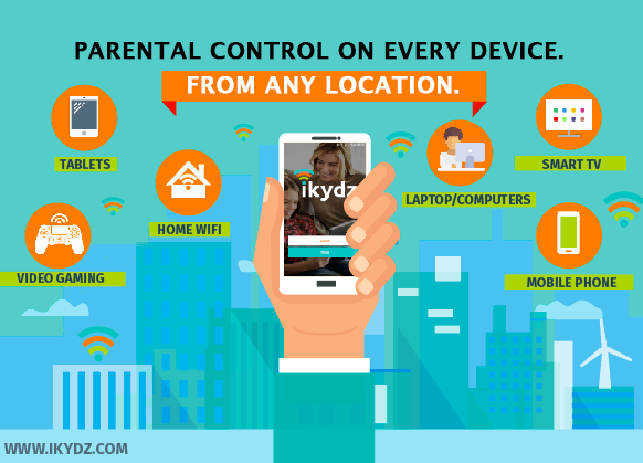 How to easily set up parental controls on children's