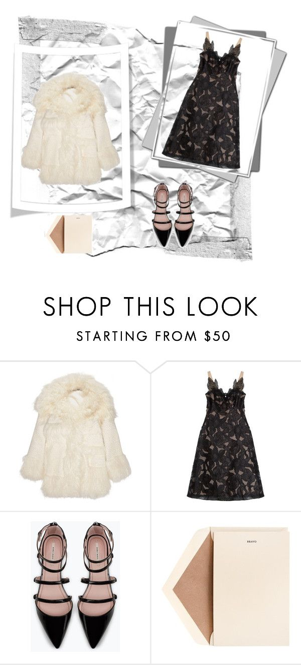 """""""new template"""" by juliehalloran ❤ liked on Polyvore featuring STELLA McCARTNEY, Notte by Marchesa, Zara and Dempsey & Carroll"""