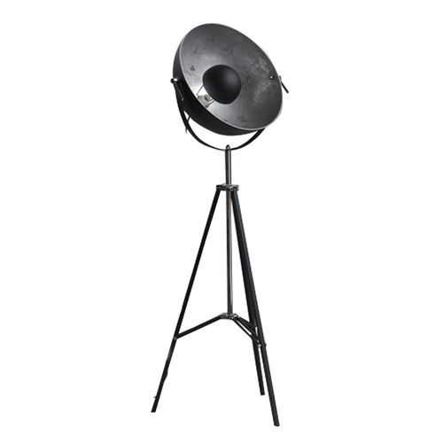 Industrial style tripod spotlight floor lamp silver shop for my industrial style tripod spotlight floor lamp silver mozeypictures Images