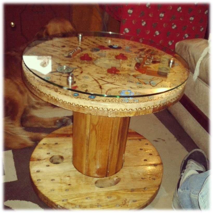 Una mesa hecha por ti