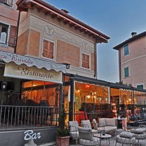 Piazza Cozzaglio Is The Heart Of Tremosine Sul Garda It S