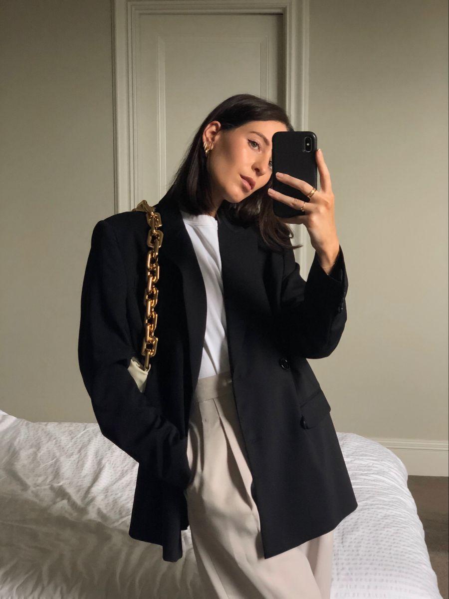 @jessalizzi | capsule wardrobe work professional outfit ideas